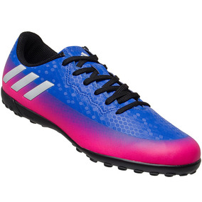 Chuteiras Adidas Messi Azul - Chuteiras para Infantis no Mercado ... 0f8b18f6ce705