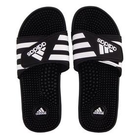 Chinelo adidas Adissage Preto 078260 Sandalia Masc Original