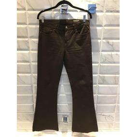 f78922bcaee64 Ca064 - Calça Jeans Com Stretch Manequim 36 Eckzem. Usado - Distrito  Federal · Calça Jeans Flare Marrom Bo.bô