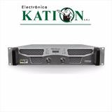 Amplificador De Audio Skpro Max G 1220x Crossover La Plata
