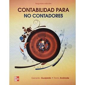 Libro Contabilidad Para No Contadores - Nuevo -
