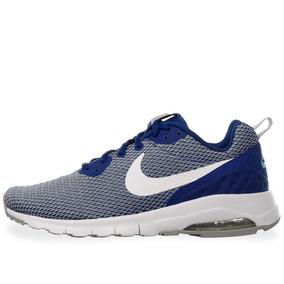 Tenis Nike Air Max Motion - Aa0544400 - Azul - Hombre