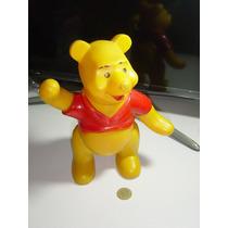 Juguete Antiguo Plastico Inflado Winnie The Pooh