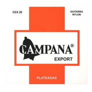 Encordado Guitarra Clasica Campana Cex20 Export
