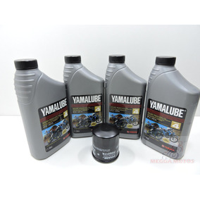 Kit Oleo Yamaha + Fram R1 R6 Fazer 600 Xj6-n Mt01 Ph 6017