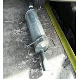 Silenciador Trasero Chevrolet Meriva - Mercado Envíos !!