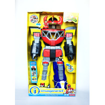 Imaginext Power Ranger Megazord Transformador Mattel