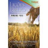 Revista Escola Bíblica Dominical - 4º Tri / 2016 - Capa Dura