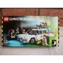 Lego Ghostbusters Cazafantasmas Ecto1 Egon Peter Ray Winston