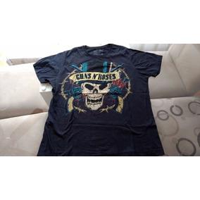 Camisa Blue Steel Da Banda Guns N´roses!!!!