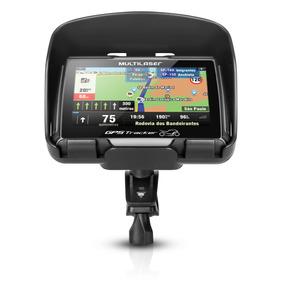 Gps Navegador Para Moto Multilaser Tracker Gp040 - Tela 4.3