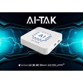Smart Tv Box Iplay Ai-tak Pro Streaming Ondemand Iptv Htv5