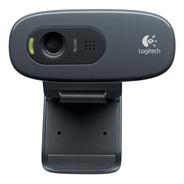 Webcam Hd C270 960-000694 Original Logitech