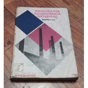 Repetto Geografia Economica General Libro