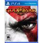 God Of War 3 Remastered Ps4 Original Fisico Venta Canje 1uso