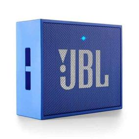 Caixa De Som Bluetooth Jbl Go Blue - Viva Voz