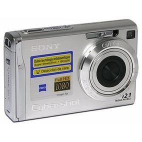 Câmera Digital Sony Cyber-shot Dsc-w200