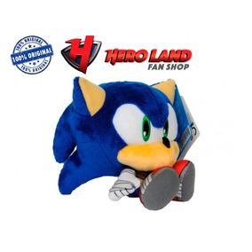 Sonic Boom Peluche Tomy Sega Cartoon Network Sonik