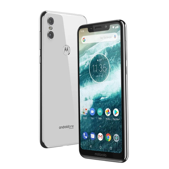 Celular Moto Motorola One 64gb 4gb Libre