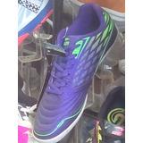 Zapatos De Futbol Sala Rs21 Oxigen Para Caballero T. 38 A 43