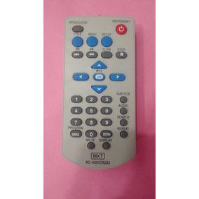 Controle Remoto Dvd Gradiente D203