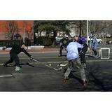Palo De Street Hockey
