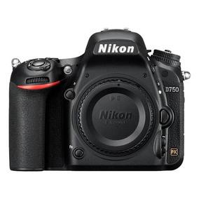 Câmera Nikon D750 Somente Corpo Nota Fiscal E Garantia 1 Ano