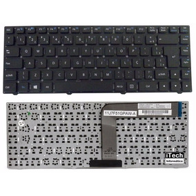 Teclado Notebook Semp Toshiba 1401 Wifi F11