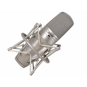 Microfono Profesional Shure Ksm44 Gama Alta Multipatron