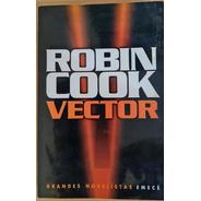 Libro Robin Cook Vector - Tamaño Grande