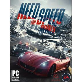 Need For Speed Rivals Pc Físico 3 Dvd´s Envíos