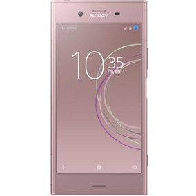 Celular Smartphone Sony Xperia Xz1 Rose Tela 5,2