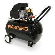 Compresor Aire 45l  Monofásico Kushiro 2hp 1500 W Zona Norte