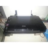 Impresora Multifuncion Tx420w C/sist Continuo + Tinta+wifi