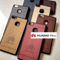 Funda Huawei P9 Lite Terminados En Imitacion Madera