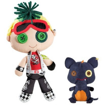 Monster High Amigos De Peluche Deuce Gorgona Doll
