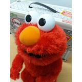 Muñeco Muppet Elmo Con Sonido 100% Original En Caja Nuevo