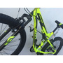 Bicicleta Montaña Huffy Full Suspension Monster Leds Gratis