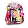 Mochila Barbie Línea News- Art16044 .-