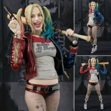 Harley Quinn Suicide Squad - S.h.figuarts Bandai