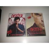 Dexter 3ª 4ª 5ª 6ª E 7ª Temporadas Completa Original
