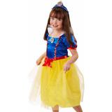 Vestido De Blancanieves Disney Princesa