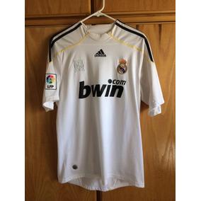 Playera De Ronaldo Real 2009 en Mercado Libre México 8b63c0133df6f