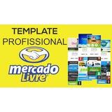 64 Templates Html Anúncio Profissional Mercadolivre