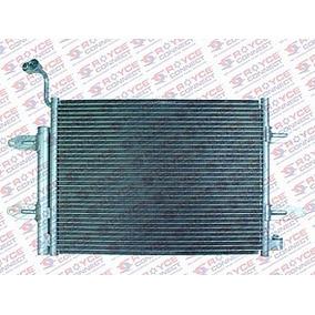 Condensador Vw - Polo / Fox / Gol G5 G6 / Voyage G5 G6