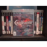 Castlevania Lord Of Shadow Collection Playstation Ps3 Vdgmrs