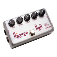 Pedal De Fuzz Distorsión P/ Guitarra   Cluster Heaven & Hell