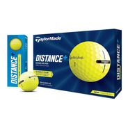 Kaddygolf Pelota Golf Taylormade Distance+ Promo 3x2amarilla