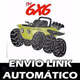 Projeto Carro Anfíbio 6x6 Kart Cross Buggy + 3 Brindes