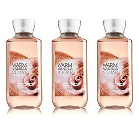 Bath And Body Works Warm Vanilla Sugar Signature Collection